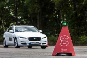 Smart Cone Driving Course